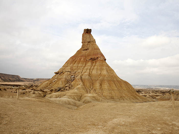 Guide Audio du Parc Naturel des Bardenas Reales