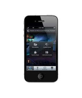 Audioguide pour iPhone