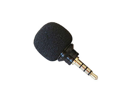Microphone stylet, radioguide, audiophones, whisper