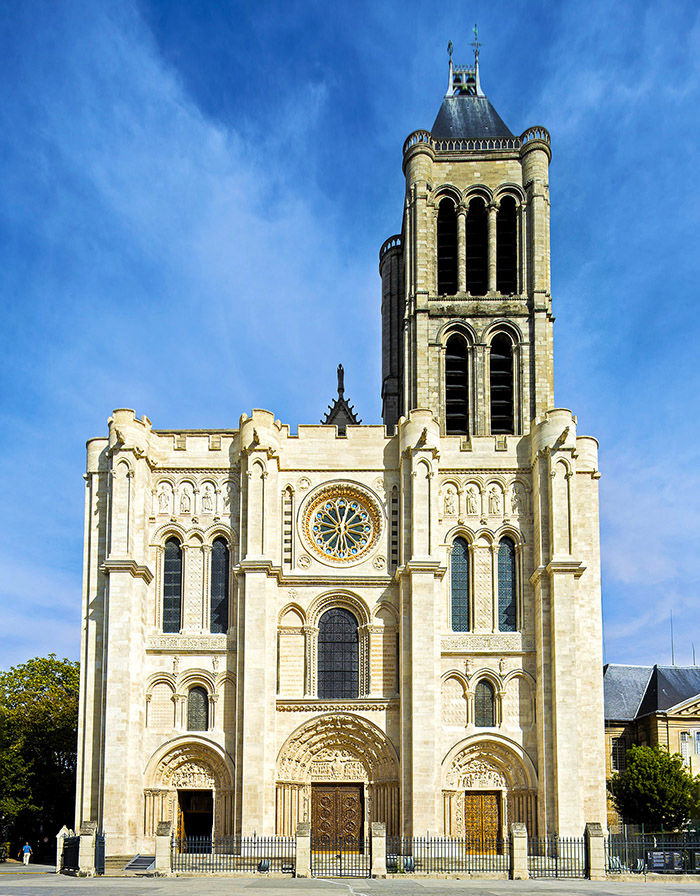 Audioguide de Paris - Basilique Saint-Denis