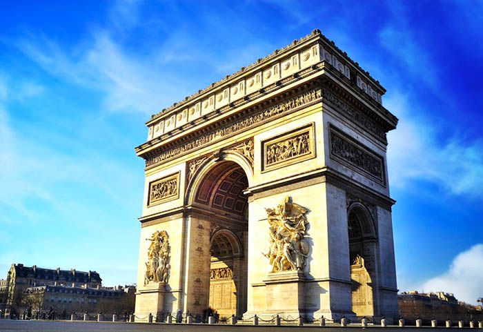 Audioguide de Paris - Arc de Triomphe