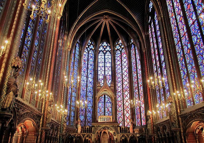 Audioguide de Paris - Sainte Chapelle