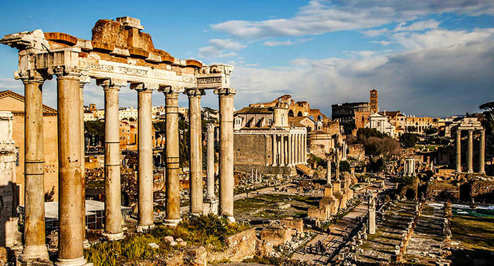 Audioguide de Rome - Le Forum Romain