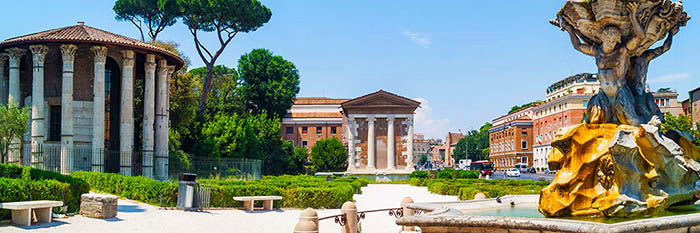 Audioguide de Rome - Forum Boarium